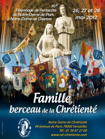 Pèlerinage de Chartres 2012 dans Annonces diverses affiche-pele-2012